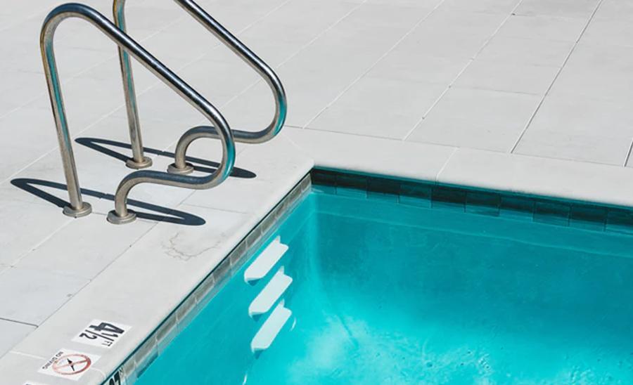 Keramische Tegels Zwembad